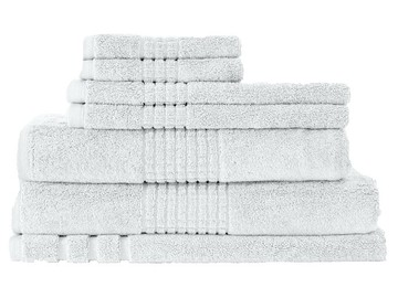 Thick Egyptian Cotton Bath Mat White